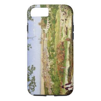 Ariccia, Italia, 1860 (aceite en el panel) Funda iPhone 7