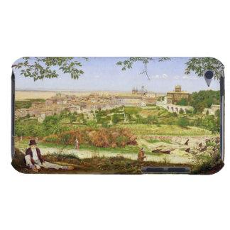 Ariccia, Italia, 1860 (aceite en el panel) Funda iPod