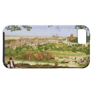 Ariccia, Italia, 1860 (aceite en el panel) Funda Para iPhone SE/5/5s