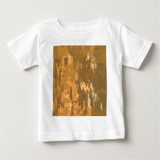 Arid Desert Bark Camouflage Baby T-Shirt