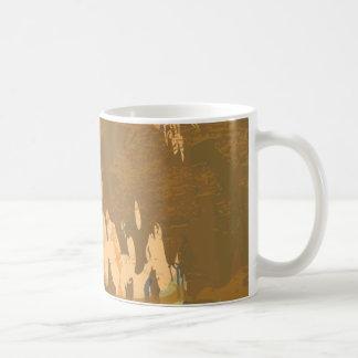 Arid Desert Bark Camouflage Classic White Coffee Mug