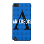 Ariegeois Breed Monogram Design iPod Touch 5G Case