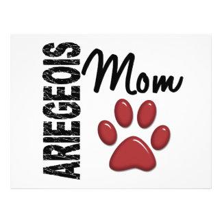 Ariegeois Mom 2 Flyer Design