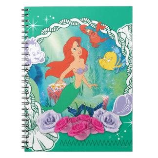 Ariel - 2 curiosos libretas