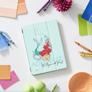 Ariel | Adventure Begins With Friends iPad Air Cover