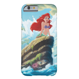 Ariel | Adventure Begins With You Barely There iPhone 6 Case