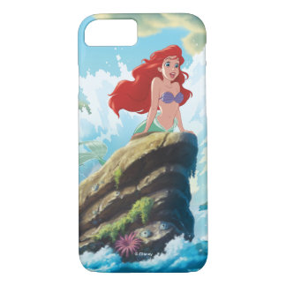 Ariel | Adventure Begins With You iPhone 7 Case