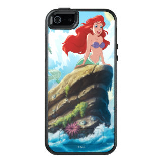 Ariel | Adventure Begins With You OtterBox iPhone 5/5s/SE Case