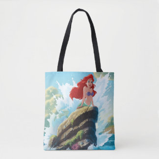 Ariel | Adventure Begins With You Tote Bag