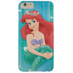 Case-Mate Barely There iPhone 6 Plus Case with Ariel Under The Sea - The Little Mermaid design