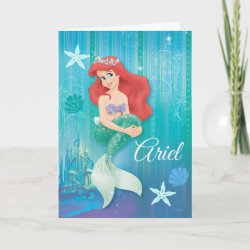 with Ariel Under The Sea - The Little Mermaid design