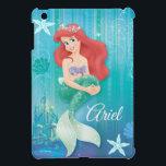 """Ariel and Castle Case For The iPad Mini<br><div class=""""desc"""">Disney Princess: Ariel</div>"""