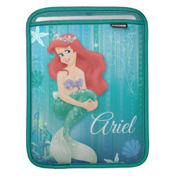 iPad Sleeve with Ariel Under The Sea - The Little Mermaid design