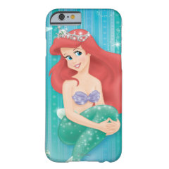 Ariel and Castle iPhone 6 Case