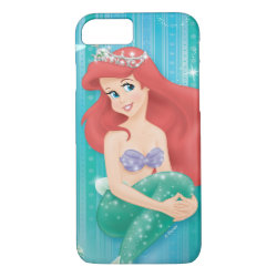 Case-Mate Barely There iPhone 7 Case with Ariel Under The Sea - The Little Mermaid design
