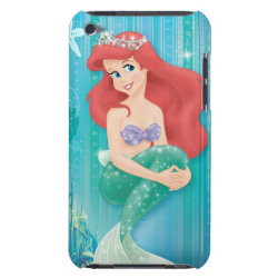 Case-Mate iPod Touch Barely There Case with Ariel Under The Sea - The Little Mermaid design