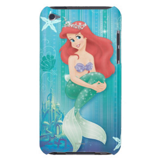 Ariel and Castle iPod Touch Cover