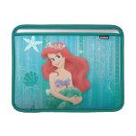 Ariel and Castle MacBook Air Sleeve