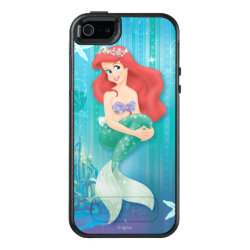 OtterBox Symmetry iPhone SE/5/5s Case with Ariel Under The Sea - The Little Mermaid design