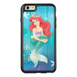 OtterBox Symmetry iPhone 6/6s Plus Case with Ariel Under The Sea - The Little Mermaid design