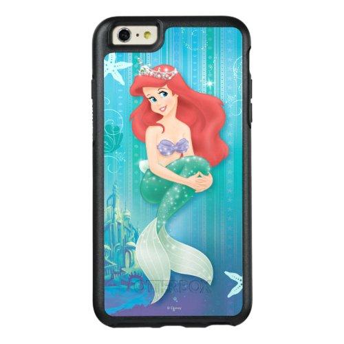 Ariel and Castle Phone Case