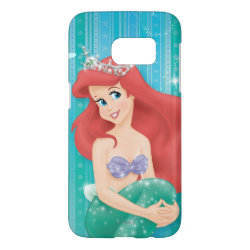Case-Mate Barely There Samsung Galaxy S7 Case with Ariel Under The Sea - The Little Mermaid design