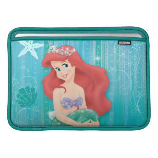 Ariel and Castle Sleeve For MacBook Air