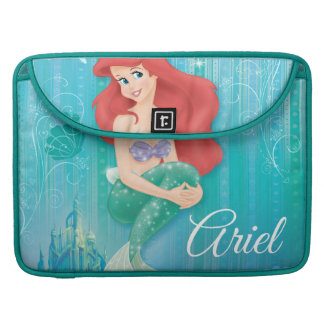 Ariel and Castle Sleeve For MacBooks