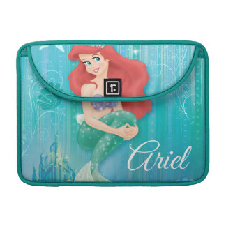 Disney - Ariel and Castle Sleeve For MacBooks