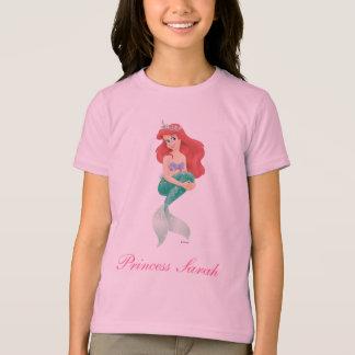 Ariel and Castle T-Shirt