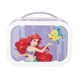 Ariel and Flounder Yubo Lunch Box
