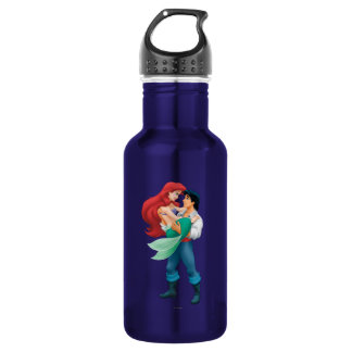 Ariel and Prince Eric Water Bottle