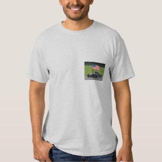 Ariel Atom T Shirt with Flag