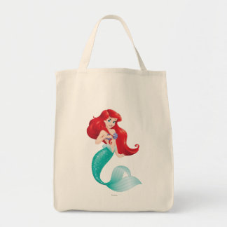 Ariel aventurero bolsa tela para la compra