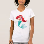 Ariel aventurero camisetas