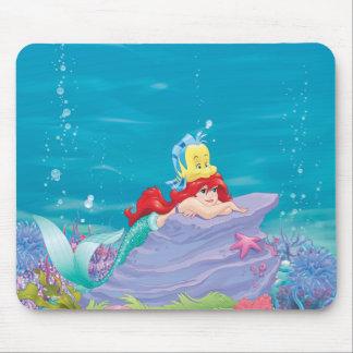 Ariel | Besties-Life's Treasure 2 Mouse Pad