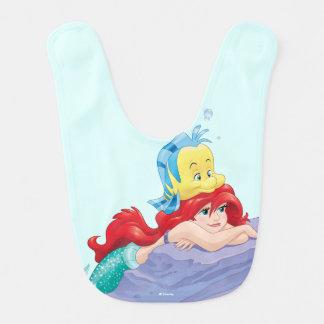 Ariel | Besties-Life's Treasure Baby Bib