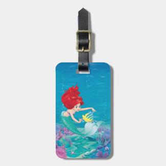 Ariel | Besties Rule Bag Tag