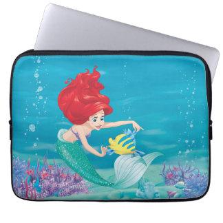 Ariel | Besties Rule Computer Sleeve
