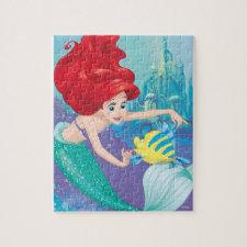 Ariel   Besties Rule Jigsaw Puzzle