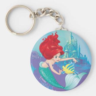Ariel | Besties Rule Keychain