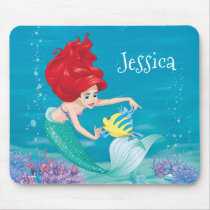 Ariel | Besties Rule Mouse Pad