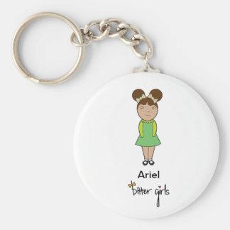 Ariel Bitter Girls Key Chain