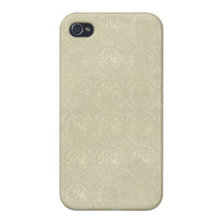 Ariel: Caso del iPhone 4 de la impresión del iPhone 4 Fundas