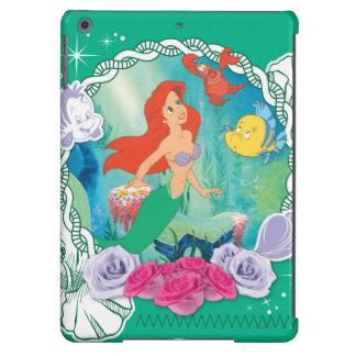 Ariel - Curious 2 Case For iPad Air