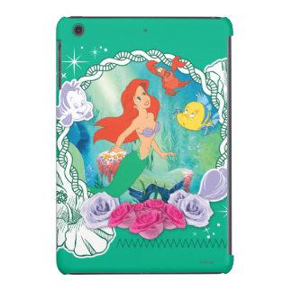 Ariel - Curious 2 iPad Mini Retina Covers