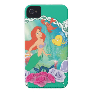 Ariel - Curious 2 iPhone 4 Cover