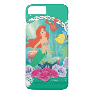 Ariel - Curious 2 iPhone 8 Plus/7 Plus Case