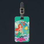 """Ariel - Curious 2 Luggage Tag<br><div class=""""desc"""">Princess</div>"""