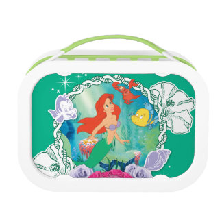 Ariel - Curious 2 Yubo Lunchboxes